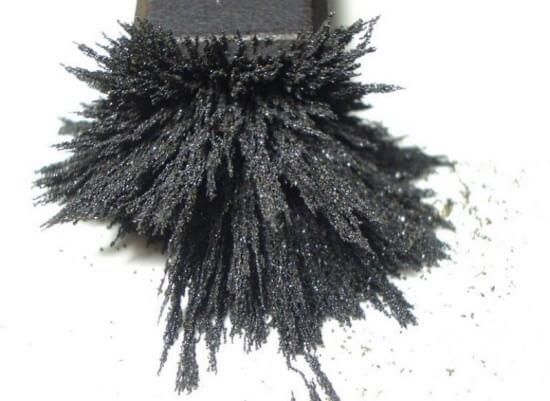 železný prach