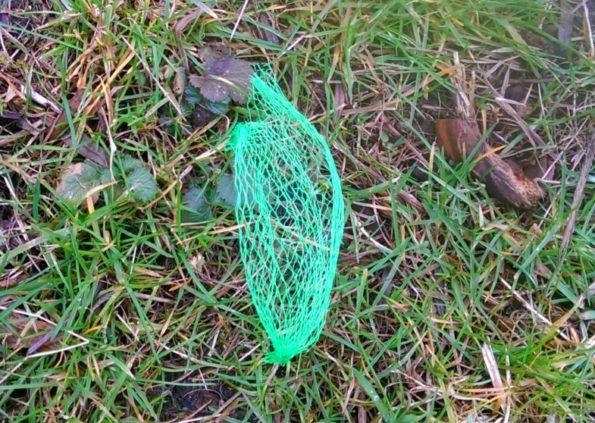 Plastic i naturen
