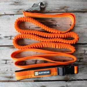 Ruffwear Roamer Leash Orange Sunset