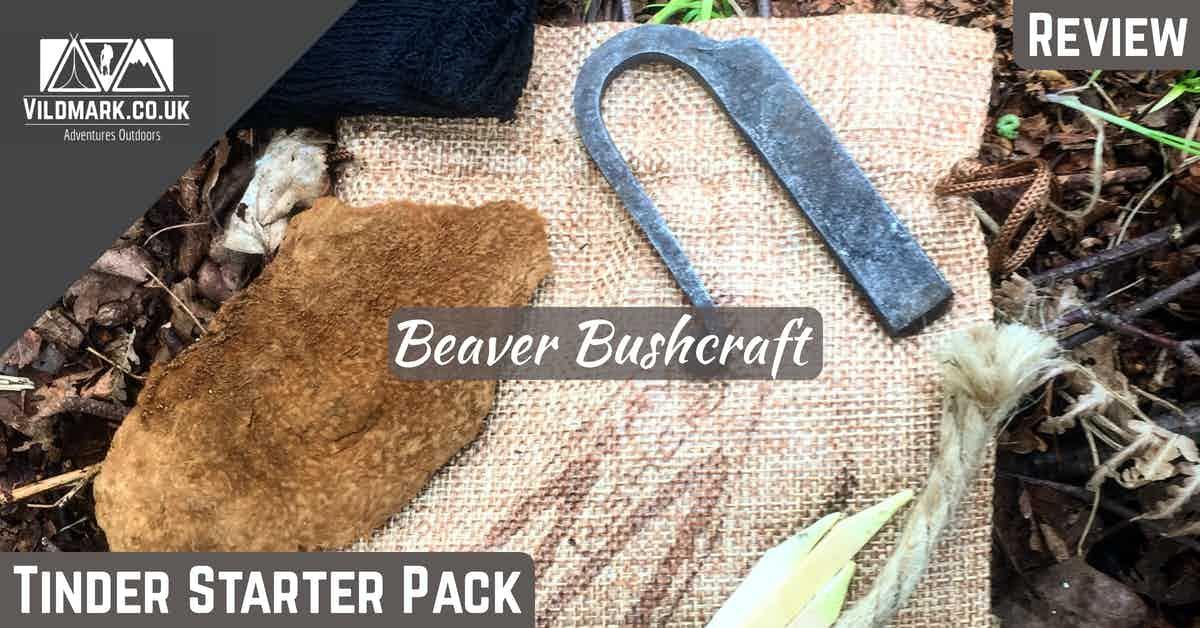 Beaver Bushcraft Tinder Kit