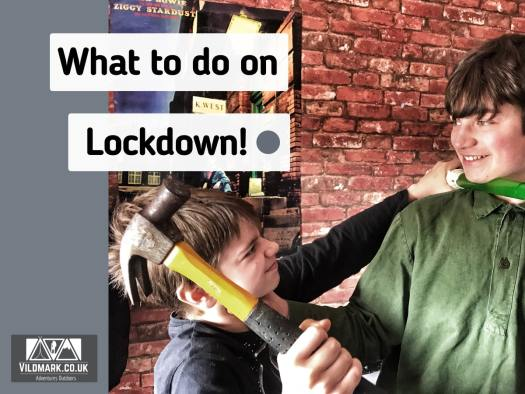 What to do on lockdown