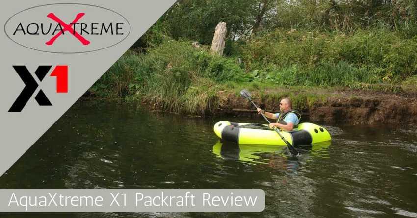 Aquaxtreme x1 packraft review