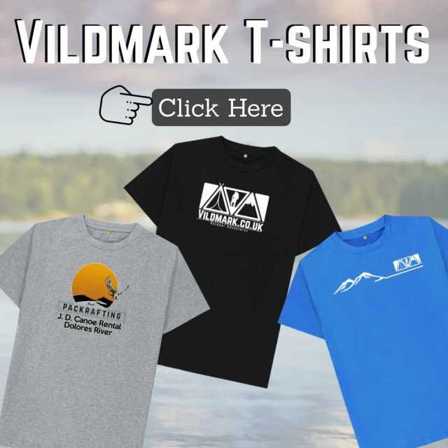 Vildmark T shirts
