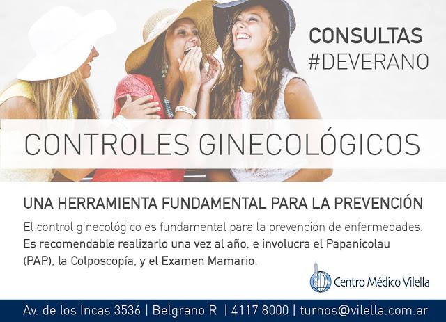 Controles ginecológicos