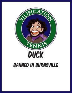 Duck Washington