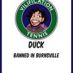 Duck Washington : Vil's Token Minority