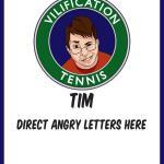 Tim Wick : The Judge
