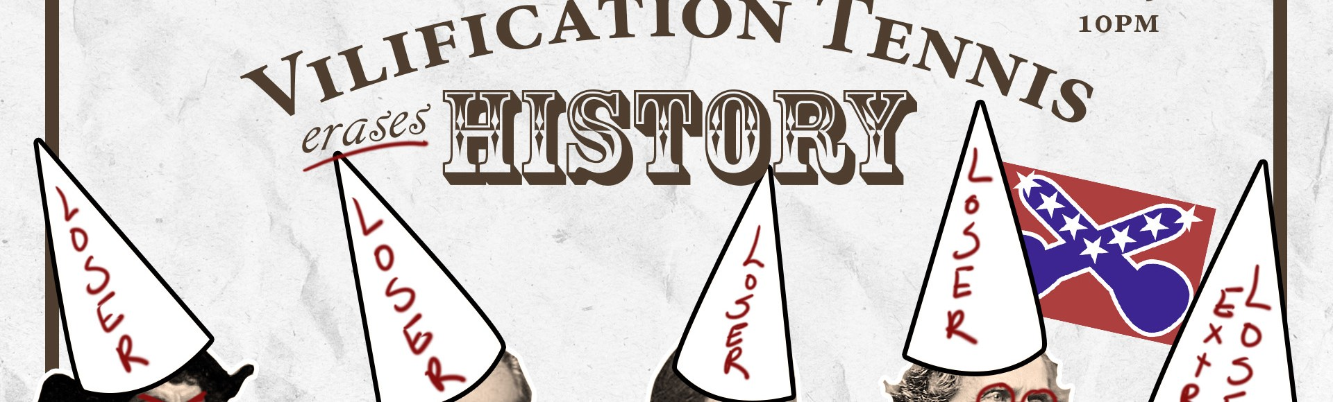 9/25/2020 – VilTen Erases History!