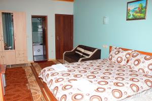 Къща 1 - спалня, джакузи, етаж 2