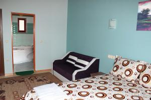 Къща 2 - спалня с джакузи, етаж 2