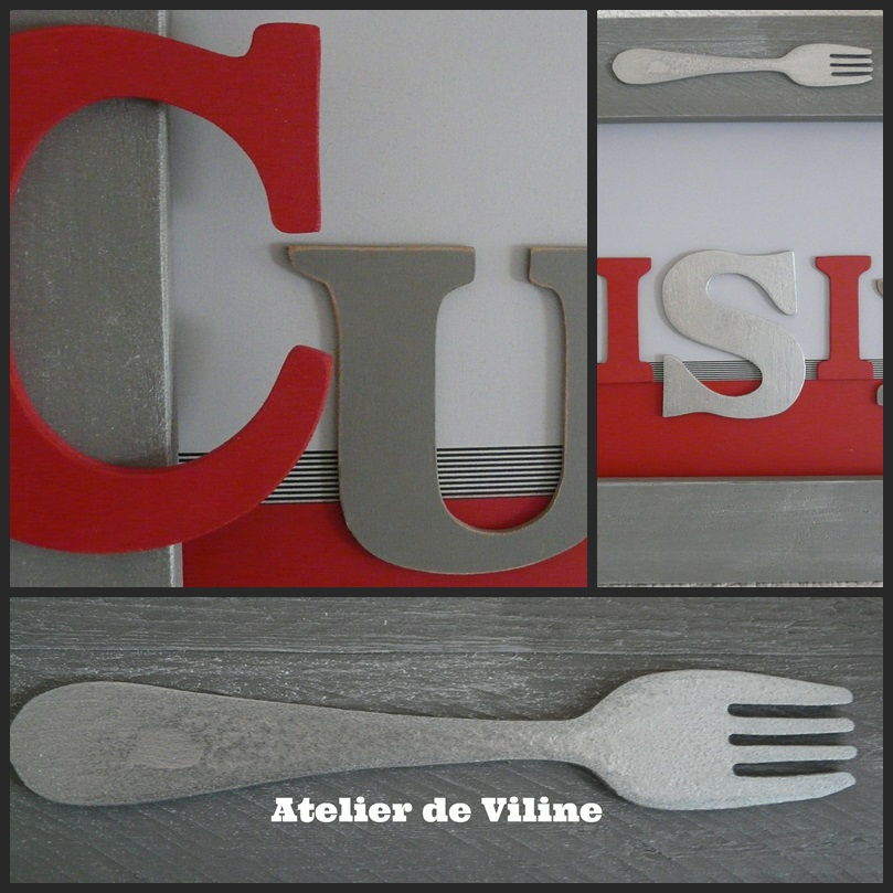 Fourchette Latelier De Viline
