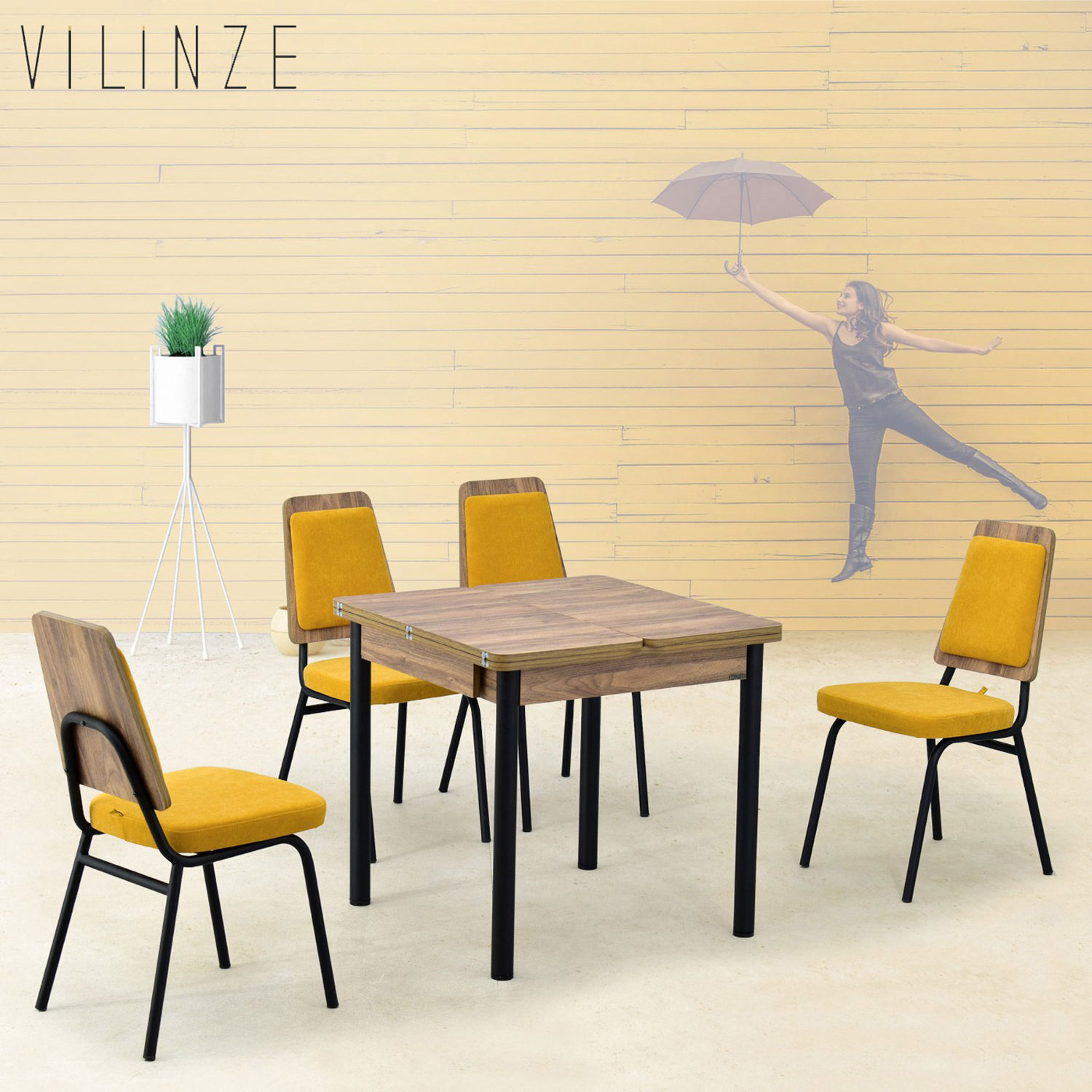 Mavens Tv Hq Styling A Creative Workspace Erika Brechtel Comfortable Living Room Chairs Small Dining Table Home