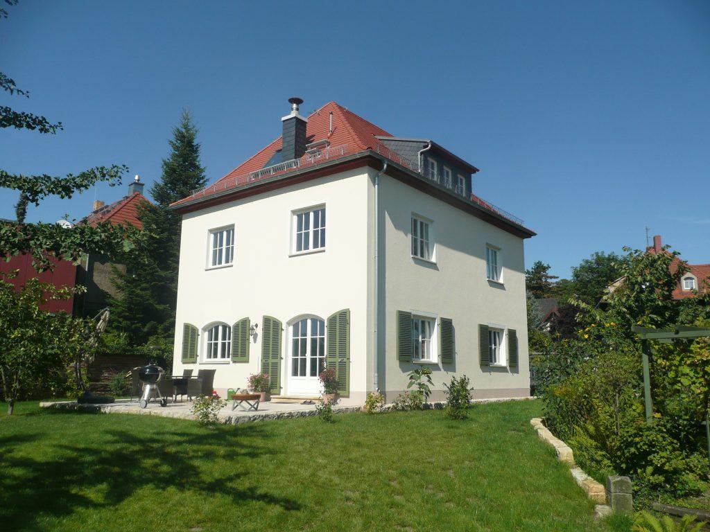 Sanierung Haus 30er Jahre Umbau Siedlungshaus