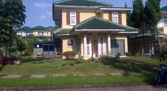 Villa Puncak Resort gn, Salak 6 kamar tidur murah