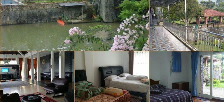 Villa Bukit Danau 5 kamar tidur Kolam renang peribadi Lot 13
