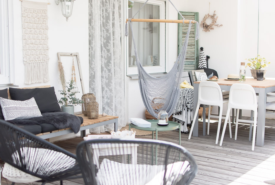 Terrassen lounge selber bauen villa josefina for Terrassen lounge