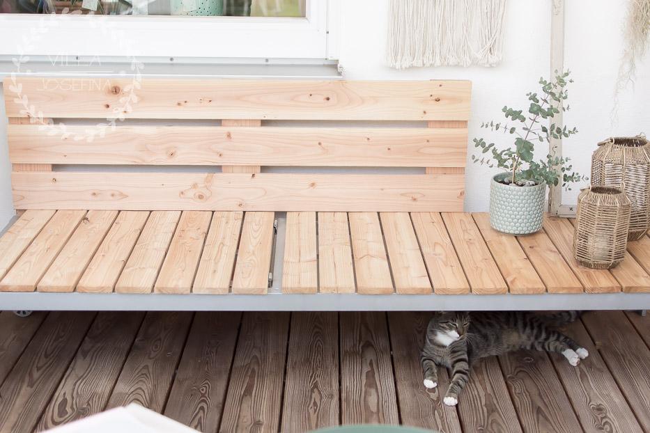 Terrassen lounge selber bauen villa josefina for Terrassen lounge gunstig
