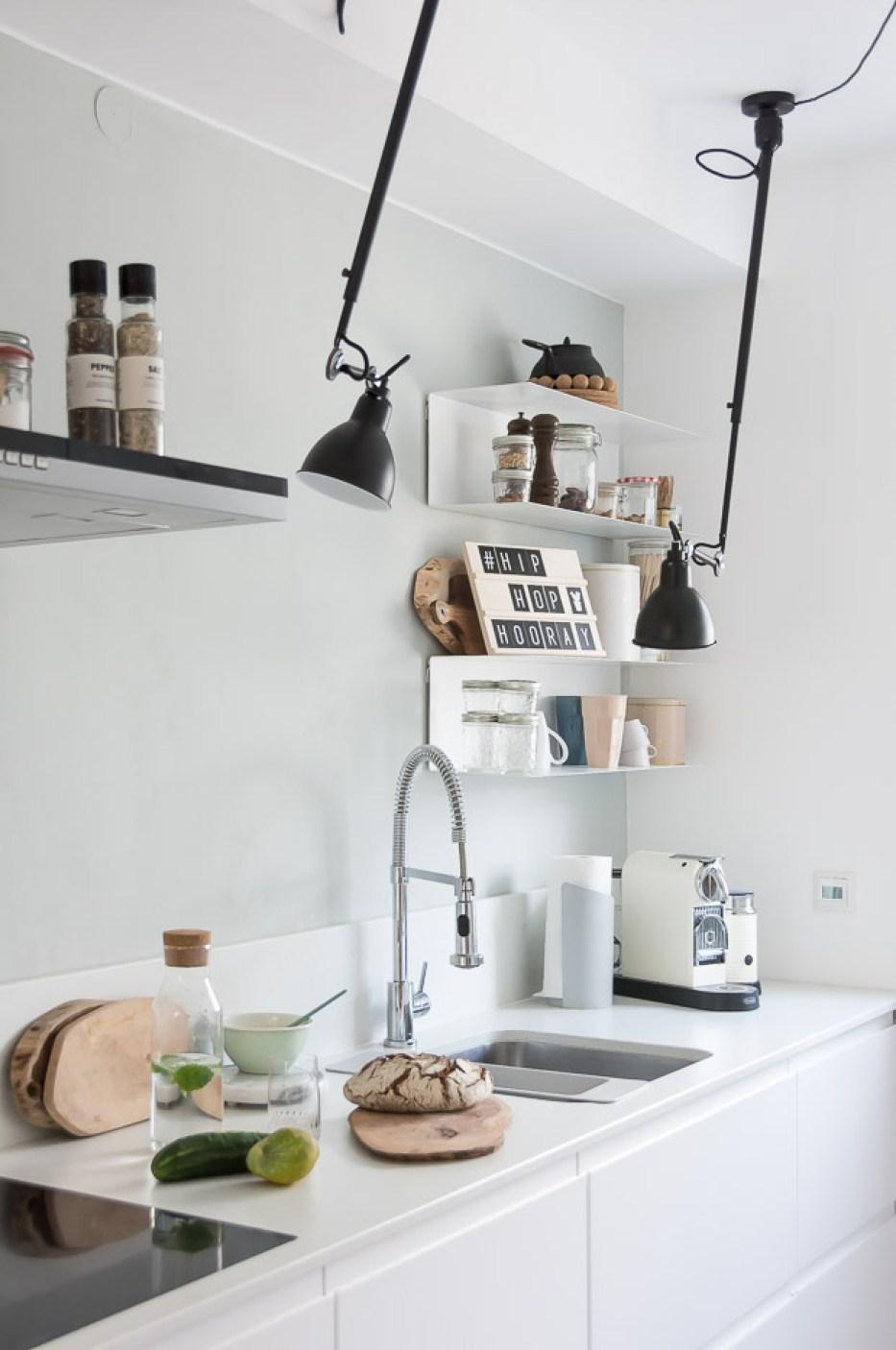 Umbau Reihenhaus Teil III - Neue Küche | Villa Josefina