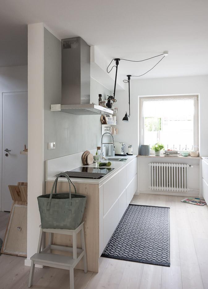 umbau reihenhaus teil iii neue k che villa josefina. Black Bedroom Furniture Sets. Home Design Ideas
