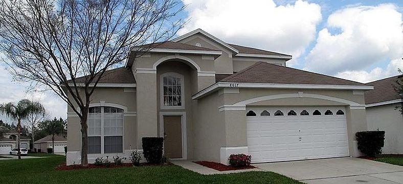 Villa 8017 King Palm Windsor Palms Kissimmee Fl