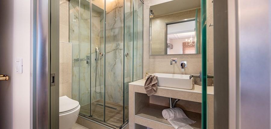 Villa's Bathroom , Villa Aigli, Zakynthos Villas