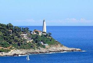 Cap Ferrat Lighthouse