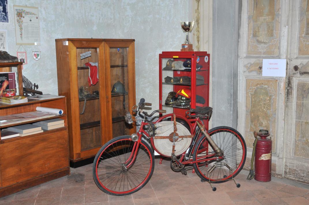 villa Bellavista museo vigili del fuoco 2