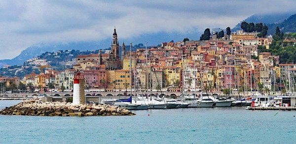 Menton Cote D'Azur 45 minutes from Villa Carpe Diem
