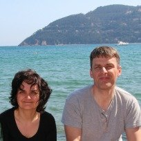 Ian and Nicolina