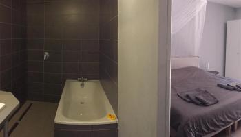 Grote 2persoonskamer –  30m2
