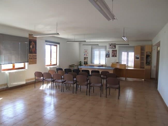 Nueva sede social del CAS (Antigua Biblioteca)