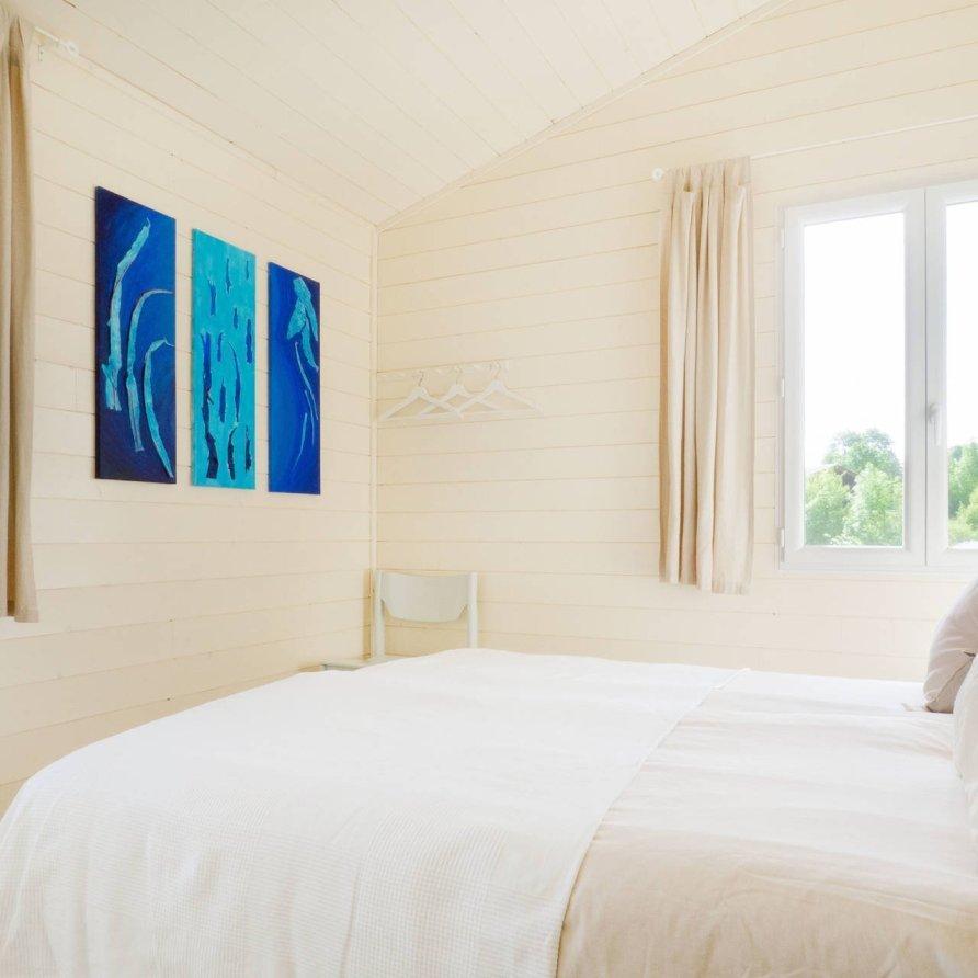 Summer house - Bedroom