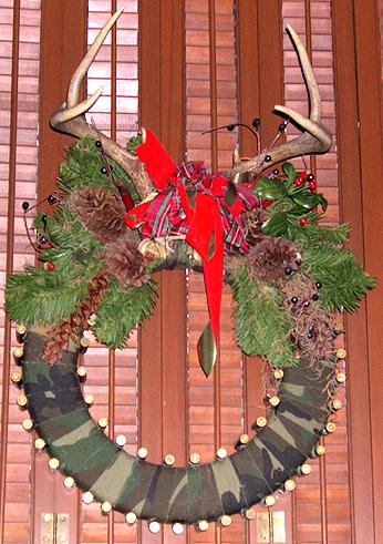 bullet-wreath