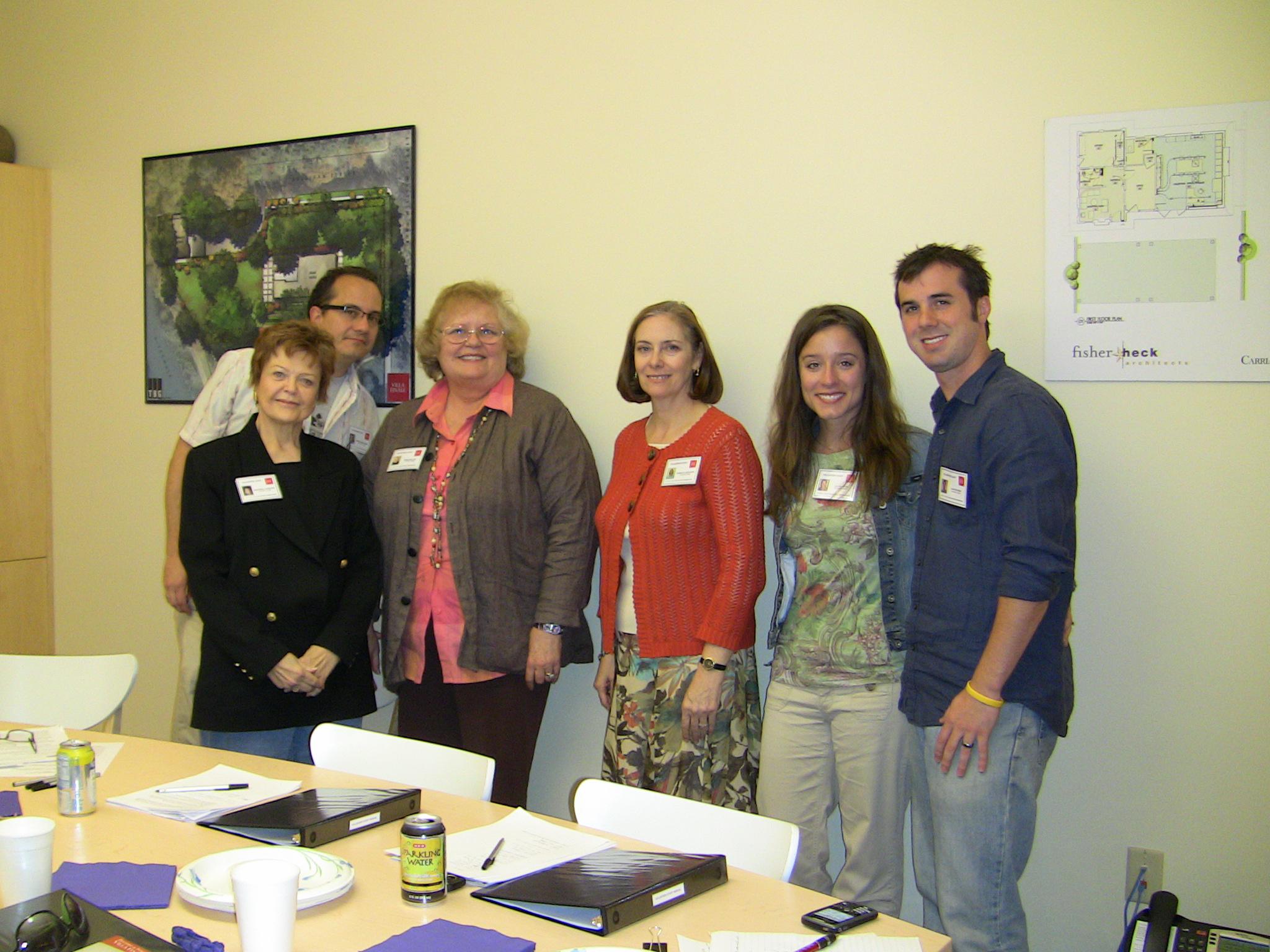 first volunteer council 01