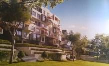Apartment in Eastown New Cairo Teseen