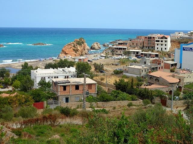 la blancheur méditerranéenne caractérise les Villas Gaia