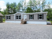 Double Wide Mobile Homes Trailers