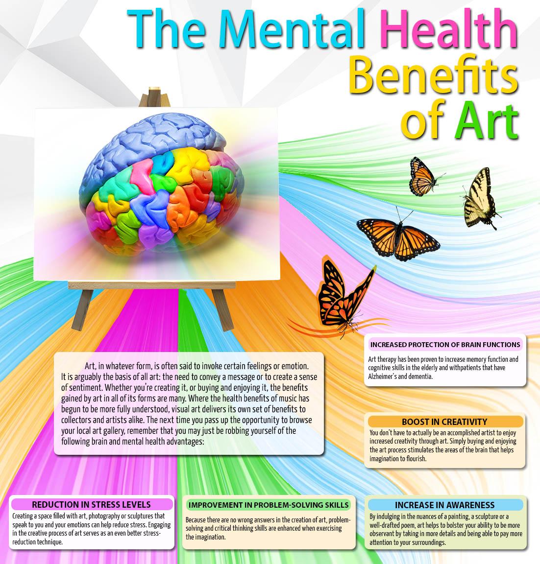 Art Gallery Laguna Beach: The Mental Health Benefits of Art