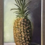 Image of Bobbie Willard Painting of Pineapple