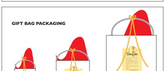 Image of illustration of VGA gift packaging options