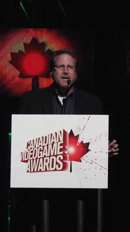 Presenter Rick Mischel