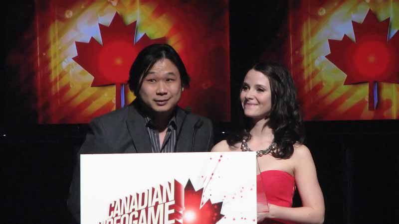 William Ho and Briana McIvor