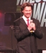 Our very funny and talented host, David Hayter
