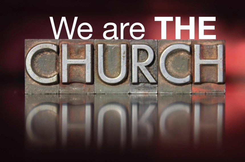 We Are The Church – Part 3 – We Are Servants