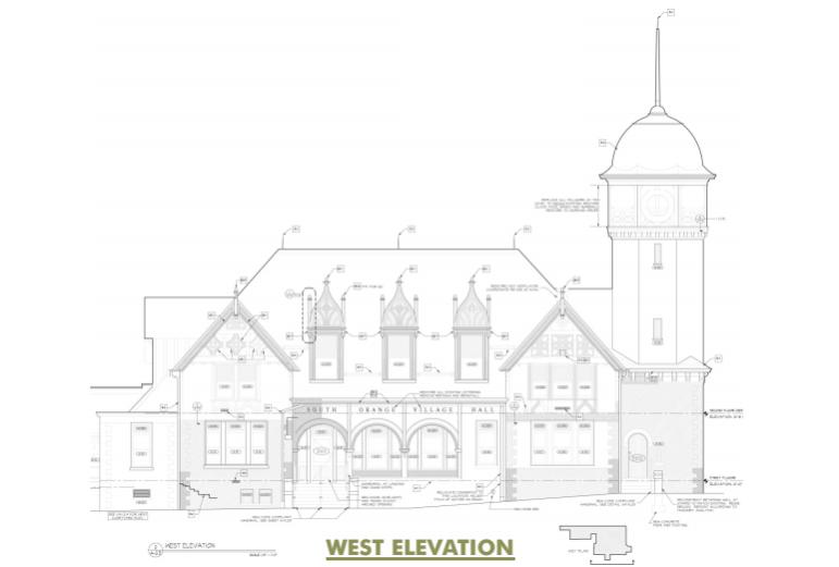 South Orange Going to Bid on Village Hall Renovations