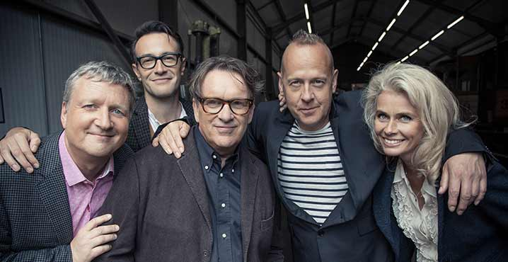 Squeeze and The English Beat  The Village Green