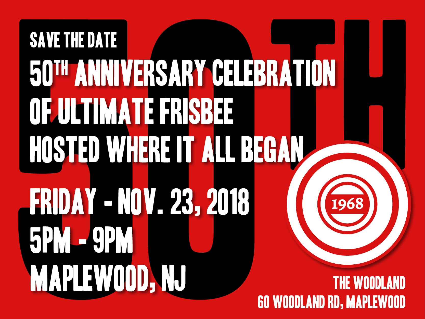 save the date ultimate