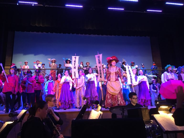 PHOTOS Hello Dolly Wows the Crowds at South Orange