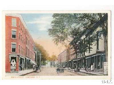 1920 - Main Street, Chatham, NY