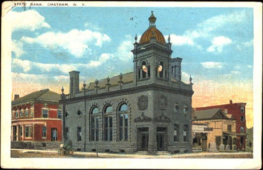 1925 - The Chatham State Bank